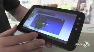 IFA 2011: Dell Streak 7 Hands-On