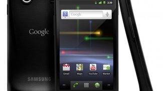 Google Nexus S: Update auf Android 2.3.6