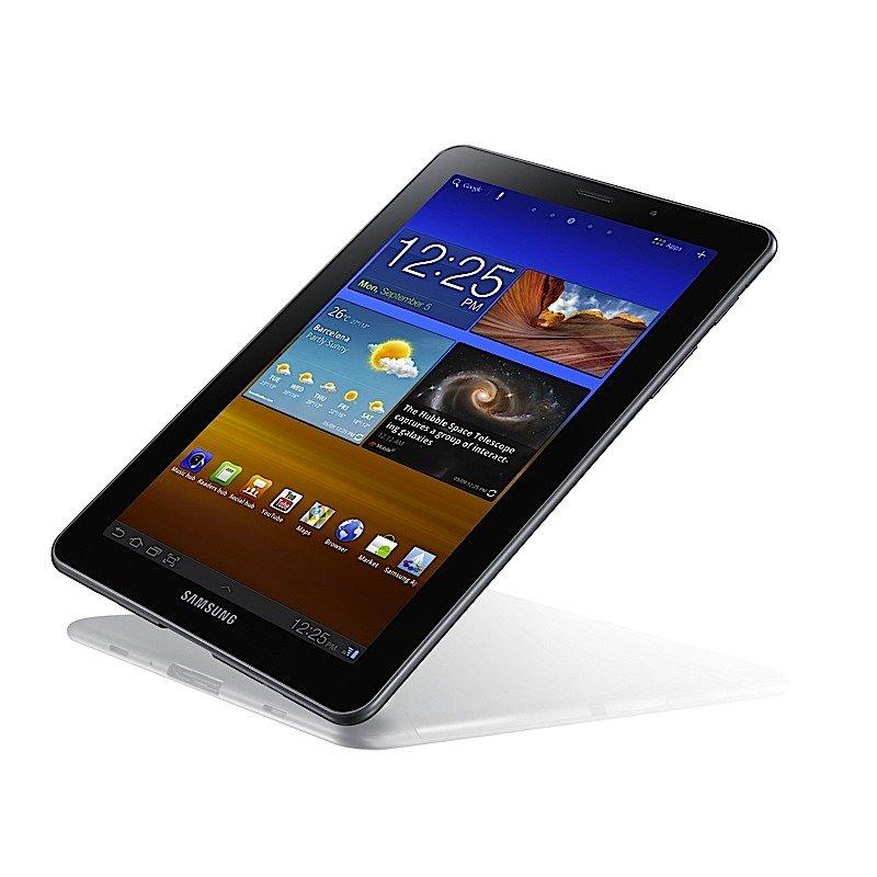 Apple vs. Samsung: Einstweilige Verfügung gegen das Galaxy Tab 7.7