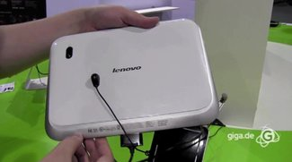 IFA 2011: Lenovo IdeaPad Tablet K1 Hands-On