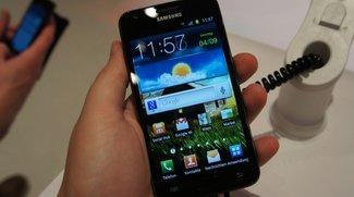 IFA 2011: Samsung Galaxy S2 LTE Hands-On