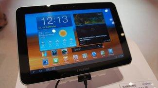 IFA 2011: Samsung Galaxy Tab 8.9 LTE Hands-On
