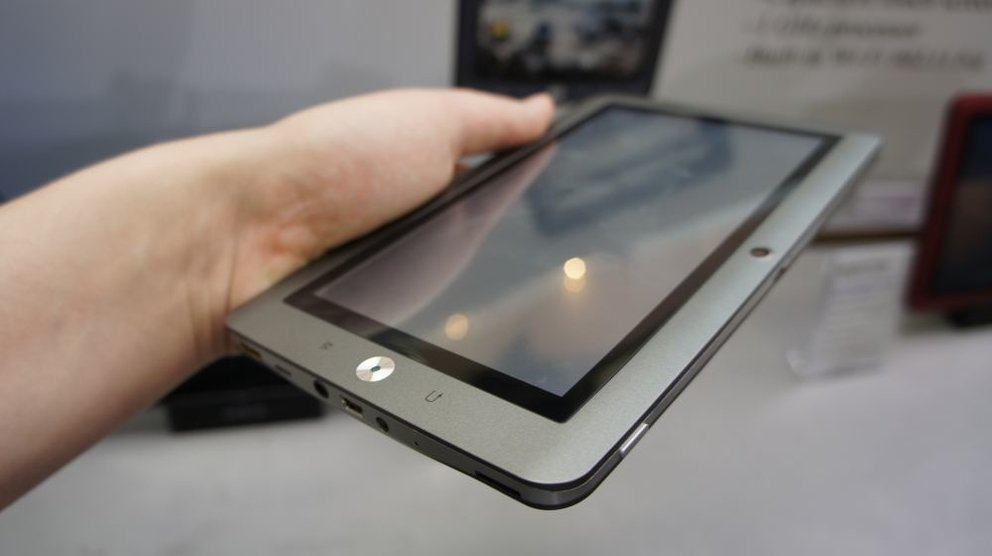 IFA 2011: Coby Kyros Tablets Hands-On