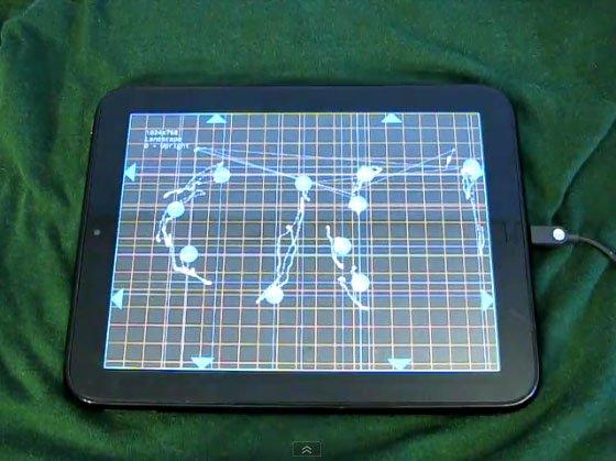 Auf dem HP TouchPad läuft bereits Android 2.3.5