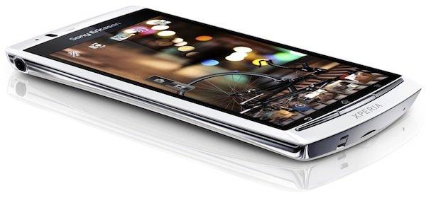 Sony Ericsson Arc HD: Neues Flaggschiff mit HD-Display (Gerücht)