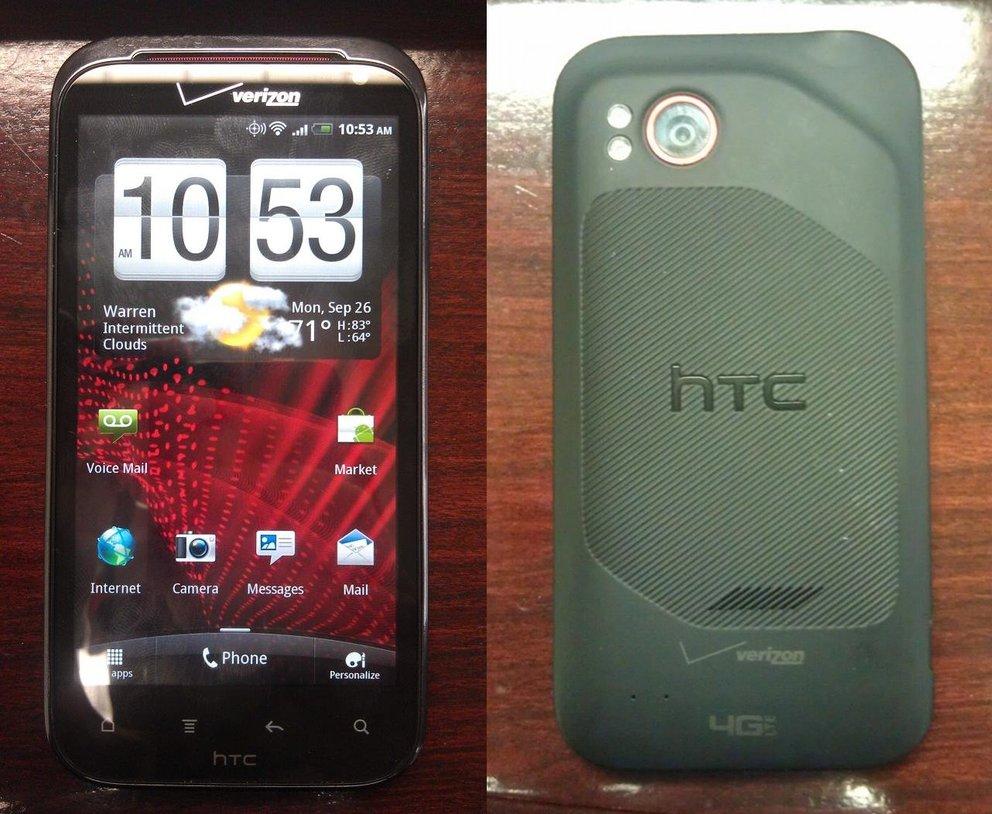 HTC Vigor: Neue Informationen und Bilder