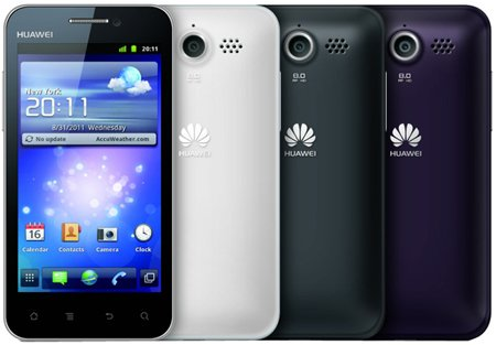 Huawei Honor hat offizielles Android 4.0-Update bekommen