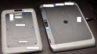 Motorola Xoom 2 und Xoom 2 Media Edition beim Fototermin