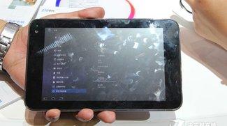 Erstes Quad-Core-Tablet von ZTE
