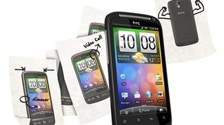 HTC Desire S: Update auf Android 2.3.5 und HTC Sense 3.0