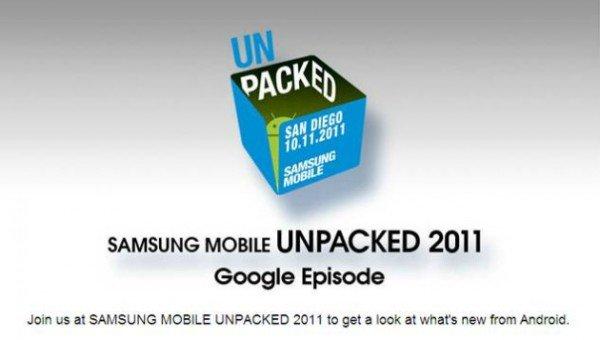Samsung UNPACKED: Werden das Nexus Prime und Ice Cream Sandwich gezeigt?