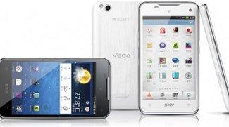 Pantech Vega LTE für Südkorea