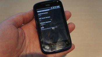 HTC Explorer Hands-On