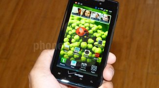 Motorola DROID RAZR im Hands-On