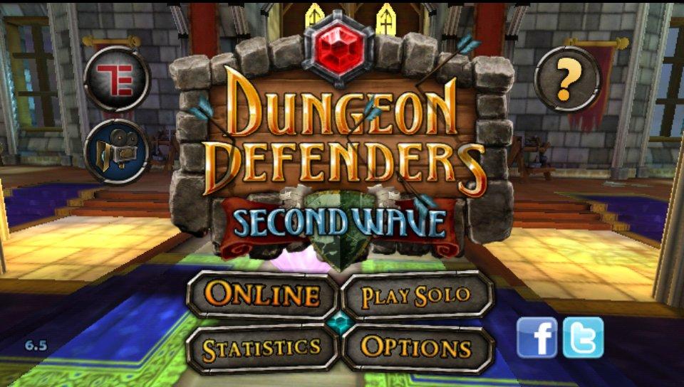"""Dungeon Defenders auf """"Second Wave"""" aktualisiert"""