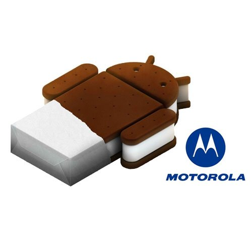 Motorola und Android 4.0 Ice Cream Sandwich