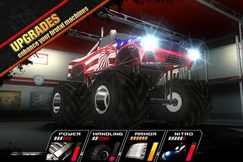 Megastunt Mayhem: Monster Trucks für alle