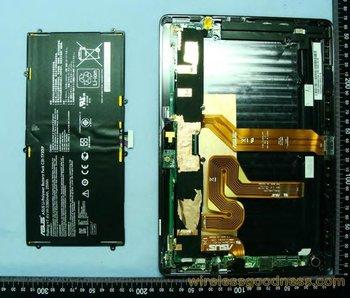 ASUS Eee Pad Transformer Prime bei der FCC
