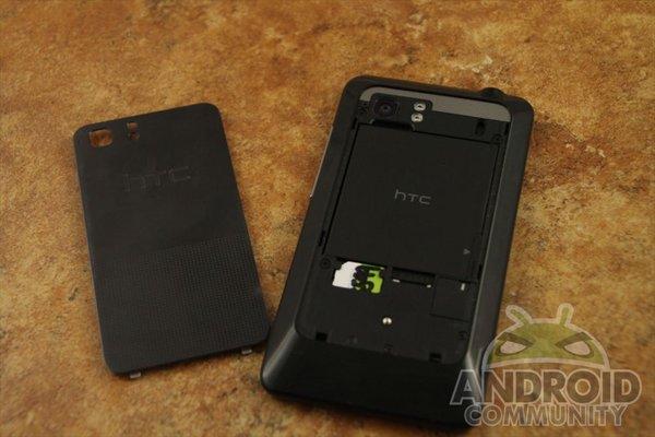 HTC Vivid im Test