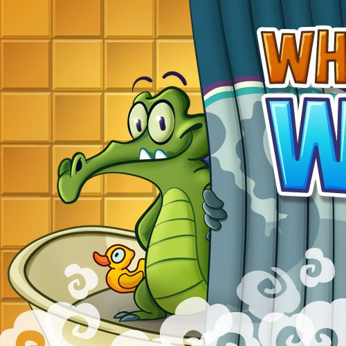 Where's My Water - Heute schon gebadet?