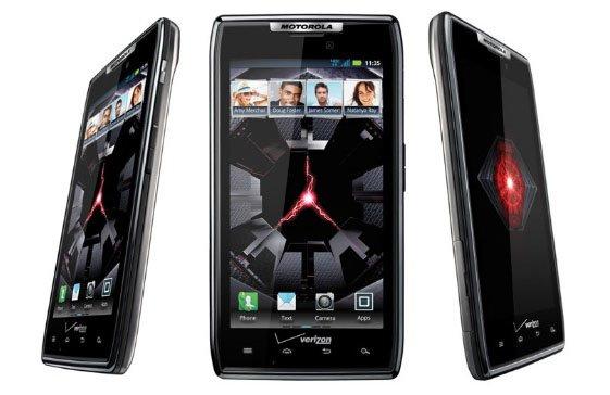 Motorola RAZR: Android 4.0 erfolgreich portiert