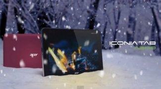 Acer Iconia Tab A200 zeigt sich in einem Video
