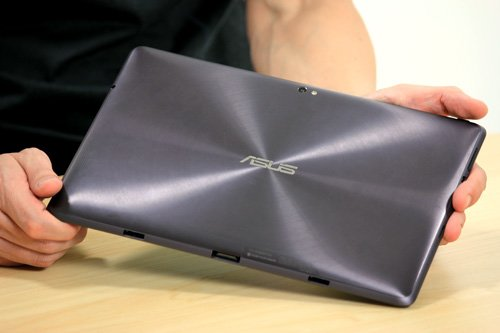 ASUS Eee Pad Transformer Prime: 1080p Sample Video