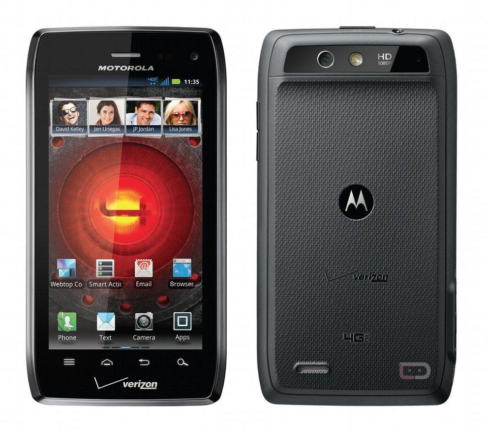 Motorola DROID 4: Offizielle Infos, Bilder und das Zubehör