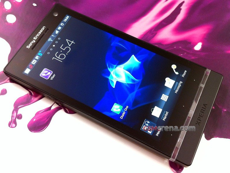 Sony Ericsson Xperia Arc HD zeigt sich erneut
