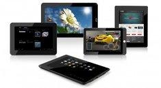 Zeigt Coby auf der CES 2012 fünf neue Tablets mit Android 4.0?