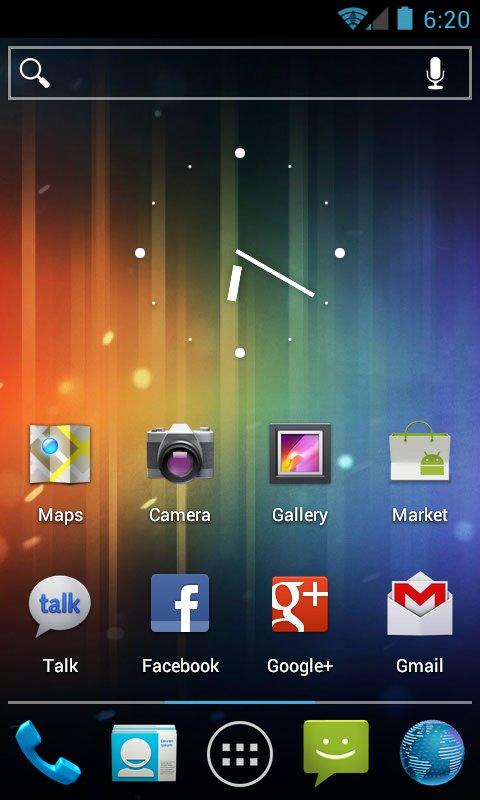 Offizieller CyanogenMod 9 Launcher steht als Alpha Version zum Download bereit