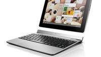 CES 2012: Lenovo IdeaTab S2 offiziell vorgestellt