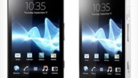 Sony Xperia S: Firmware-Update verfügbar