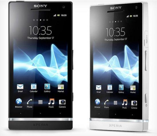 Sony Xperia S Videosammlung: So sieht das Smartphone in Aktion aus
