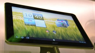 CES 2012: NVIDIA zeigt Acer Iconia Tab A510 und ZTE 7 mit Tegra 3 und Android 4.0