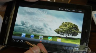 CES 2012: ASUS Eee Pad MeMo 171 im Hands-On