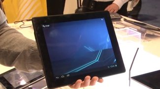 CES 2012: 9,7 Zoll großes Tablet von Coby Hands-On