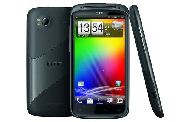 HTC Sensation: Android 4.0-Update wird verteilt