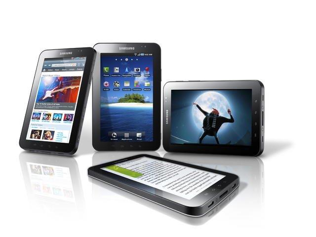 Samsung Galaxy Tab P1000: Android 4.0 im Video demonstriert