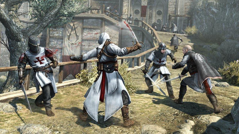 Assassin's Creed: Video zeigt Prototypen von 2004