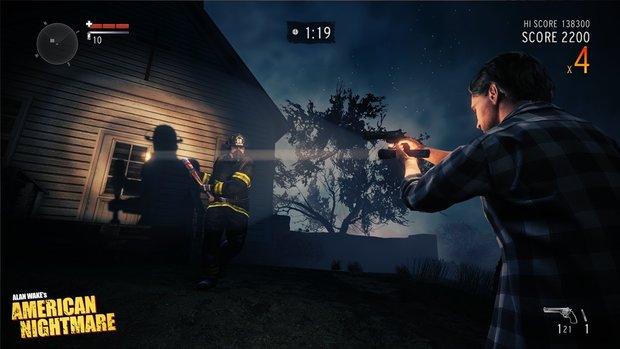 Alan Wake's American Nightmare: Launch-Trailer zum XBLA Titel