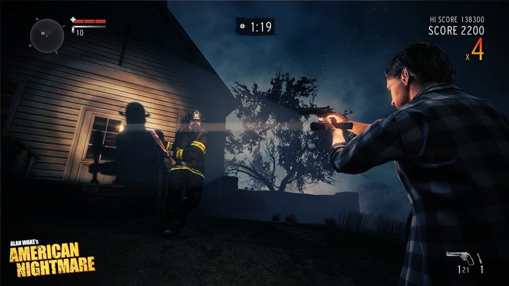 Alan Wake's American Nightmare: Launch-Trailer zum XBLA Titel