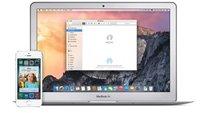 AirDrop: Dateien zwischen Mac und iPhone tauschen