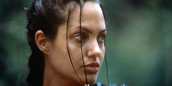 Angelina Jolie in Tomb Raider