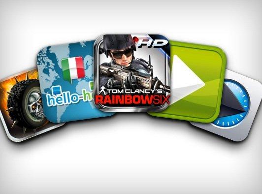 Die besten App-Angebote: Medienplayer, Navi, Spiele