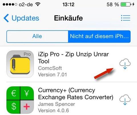 App-mehrere-Geraete-einkaufe-iphone