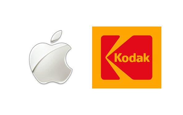 Neue Patentklage von Kodak gegen Apple und HTC