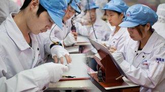 Foxconn: Neue Fertigungsstraße für Apple im Wert von 210 Millionen Dollar