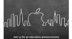 """Apple-Event am Donnerstag: """"GarageBand für E-Books"""""""