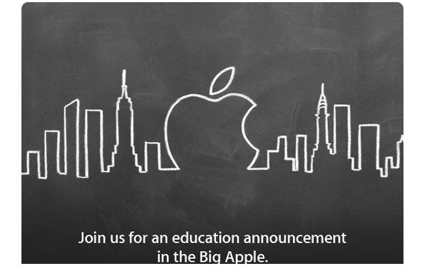 "Apple lädt zum ""Education Event"" am 19. Januar"